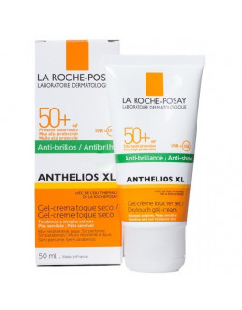 ANTHELIOS XL SPF 50+ GEL CREMA TOQUE SECO  COLOR 50 ML