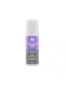 INTERAPOTHEK DESODORANTE SEDA  ROLL-ON 75 ML