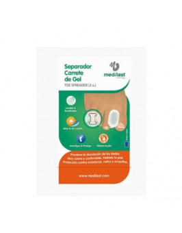 SEPARADEDO MEDILAST DE GEL SILICONA CARRETE T- L 2 U