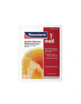 HANSATERM 4,8 MG 2 APOSITOS ADHESIVOS MEDICAMENTOSOS 12 X