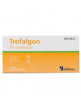 TROFALGON 20 CAPSULAS