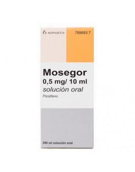 MOSEGOR 0,25 MG/5 ML SOLUCION ORAL 1 FRASCO 200 ML