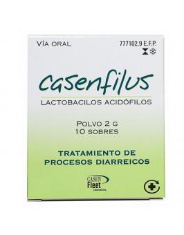 CASENFILUS 2 G 10 SOBRES POLVO PARA SOLUCION ORAL
