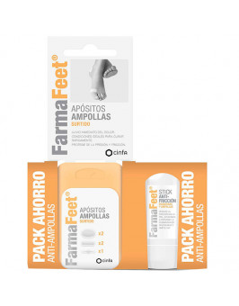 FARMAFEET APOSITOS AMPOLLAS  SURTIDO 5 U