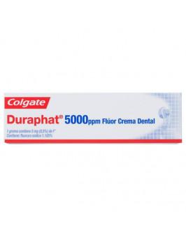 DURAPHAT 5000 PPM FLUOR CREMA DENTAL 51 G